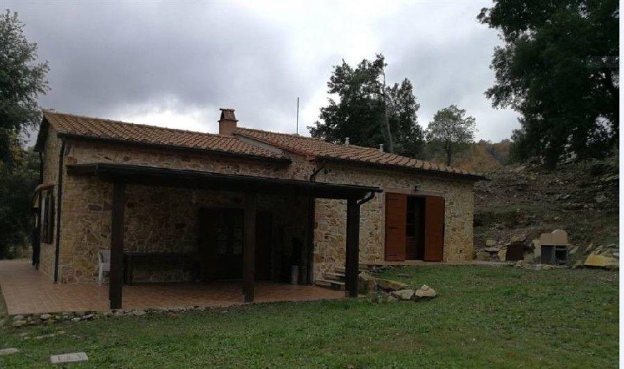 Villa singola a Monteverdi Marittimo (1/5)