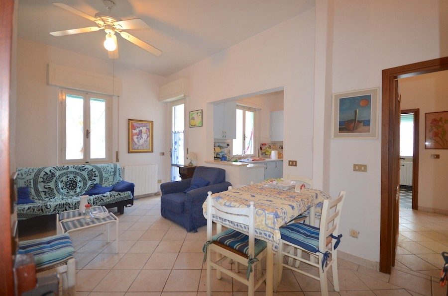 Castiglioncello 300 m from the sea, completely renovated apartment