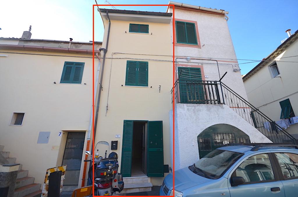 Rosignano Marittimo, terratetto ristrutturato