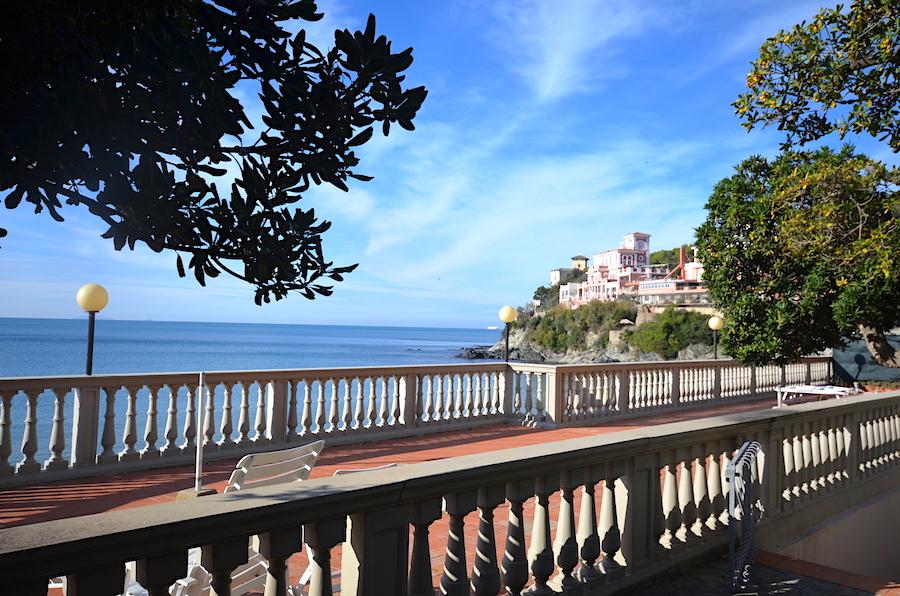 Villa del mare castiglioncello