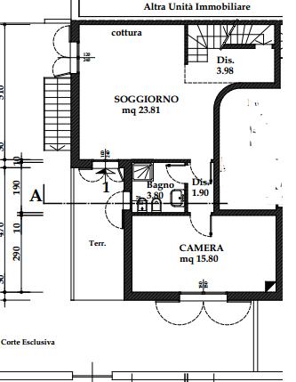 Villa singola a San Vincenzo (4/5)