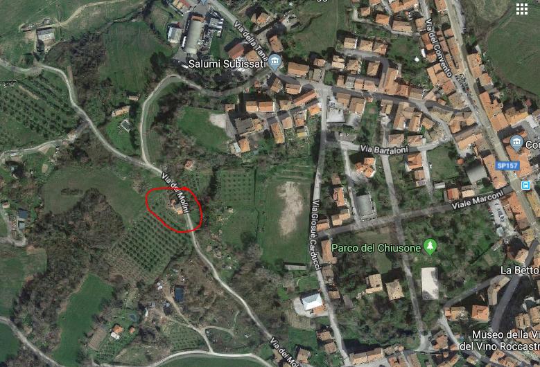 Casa singola a Roccastrada (2/2)
