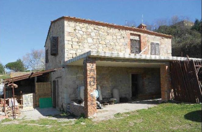 Casa singola a Roccastrada (1/2)