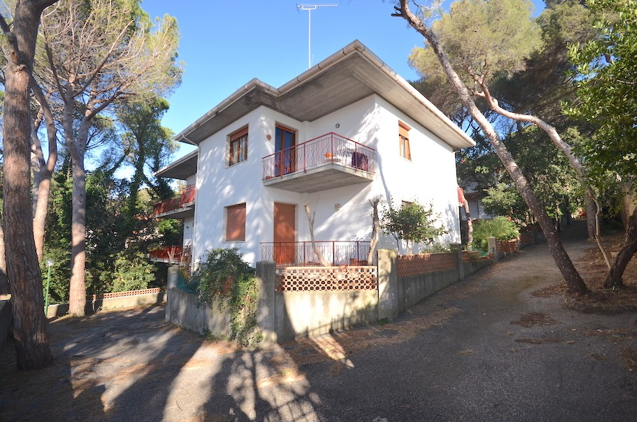 Castiglioncello, two double bedrooms, panoramic terrace